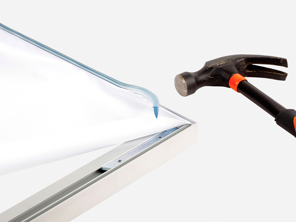 Banner und Transparente – Roffelsen Plastics