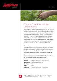 Productblad_DE_tuin_plantondersteuning
